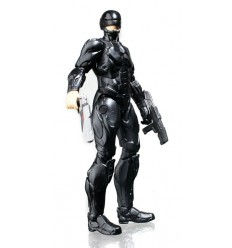 RoboCop 2014 - Black Robocop Light-Up Action Figures - 15 cm