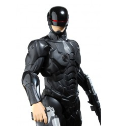 RoboCop 2014 - Black Robocop figure with Sound & Light - 30 cm