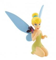 Peter Pan - Figurine Fée Clochette avec Flambeau - 7 cm