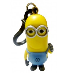 Moi, moche et méchant 2 - Porte-clés figurine Tim le Minion - 6 cm