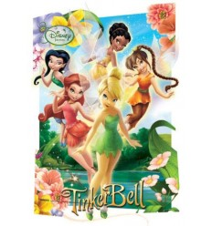 Disney Fairies - Poster 3D Clochette - 47 x 67 cm