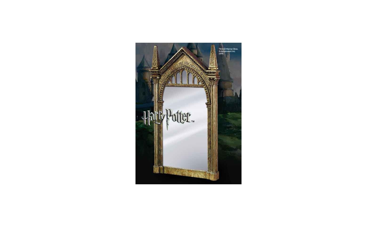 Harry potter r plique miroir du ris d 45 cm for Miroir du rised