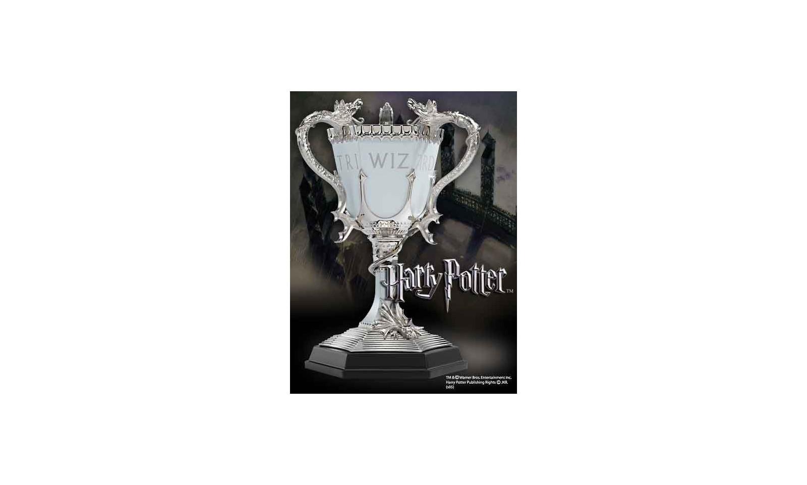 Harry potter r plique coupe des 3 sorciers 20 cm for Miroir harry potter