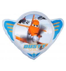 Planes - Dusty Pillow - 37 x 40 cm