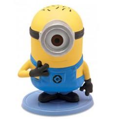 Despicable Me 2 - Carl the Minion Mini Figure - 4 cm