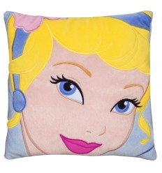Disney Princess - Cinderella Pillow - 34 x 34 cm
