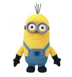 Moi, moche et méchant - Peluche Minion Kevin - 17 cm