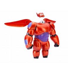 Les Nouveaux Héros - Figurine Baymax Armure Amovible - 20 cm