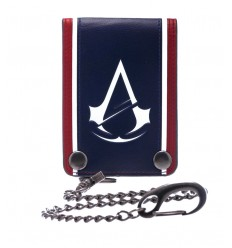 Assassin´s Creed V: Unity - Wallet Bifold Allover Print Inside