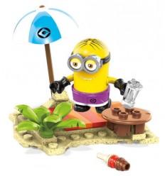 Moi, moche et méchant - Jeu de construction Minions Beach Party