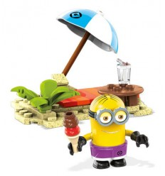 Despicable Me - Beach Party Construction Set