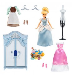 Cinderella - Cinderella Wardrobe Doll Play Set
