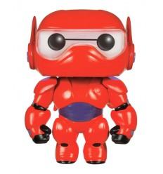 Les Nouveaux Héros - Grande Figurine POP Baymax en Armure - 15 cm