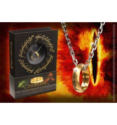 The Lord of the Rings - The One Ring Replica Necklace