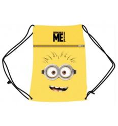 Despicable Me - Minions Face Gym Bag - 29 x 39 cm