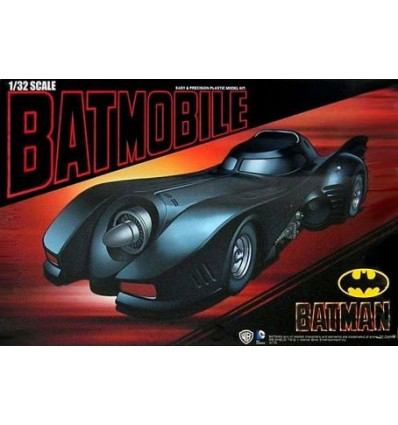 Polar,Lights,maquette,voiture,088 1,Batmobile,Deluxe,1/25