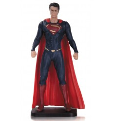 Superman: Man of Steel - Figurine PVC Superman - 9 cm