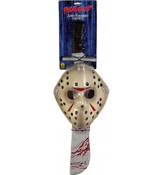 Friday the 13th - Jason Voorhees Foam Mask
