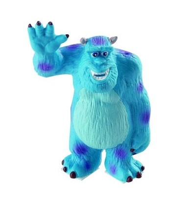 Monsters, Inc. - Sulley Figure - 8 cm