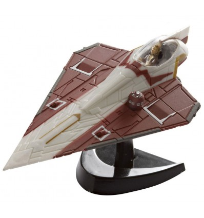 Star Wars - Maquette Vaisseau Jedi Starfighter - 10 cm
