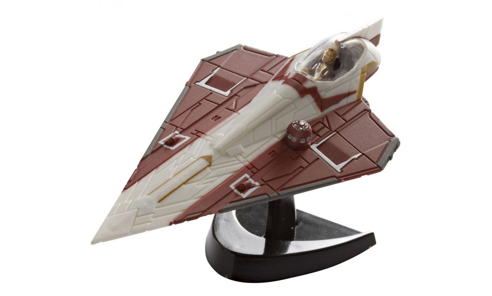 Star wars maquette vaisseau jedi starfighter 10 cm - Image star wars vaisseau ...