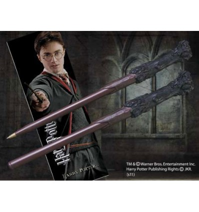 Harry Potter - Harry Potter Wand Pen and Bookmark