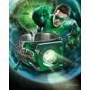 Green Lantern - Light up ring