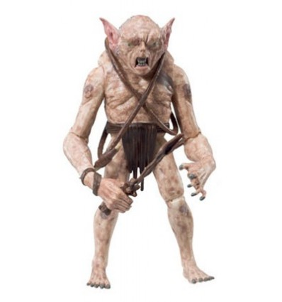 The Hobbit: An Unexpected Journey - Grinnah the Goblin Figure - 10 cm