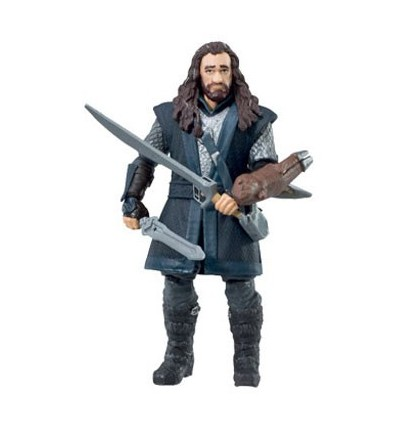 The Hobbit: An Unexpected Journey - Thorin Oakenshield Figure - 9 cm