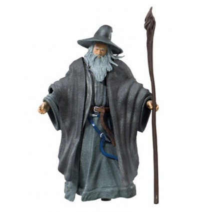 The Hobbit: An Unexpected Journey - Gandalf The Grey Figure - 9 cm