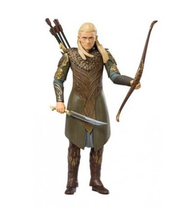 The Hobbit: An Unexpected Journey - Legolas Greenleaf Figure - 9 cm
