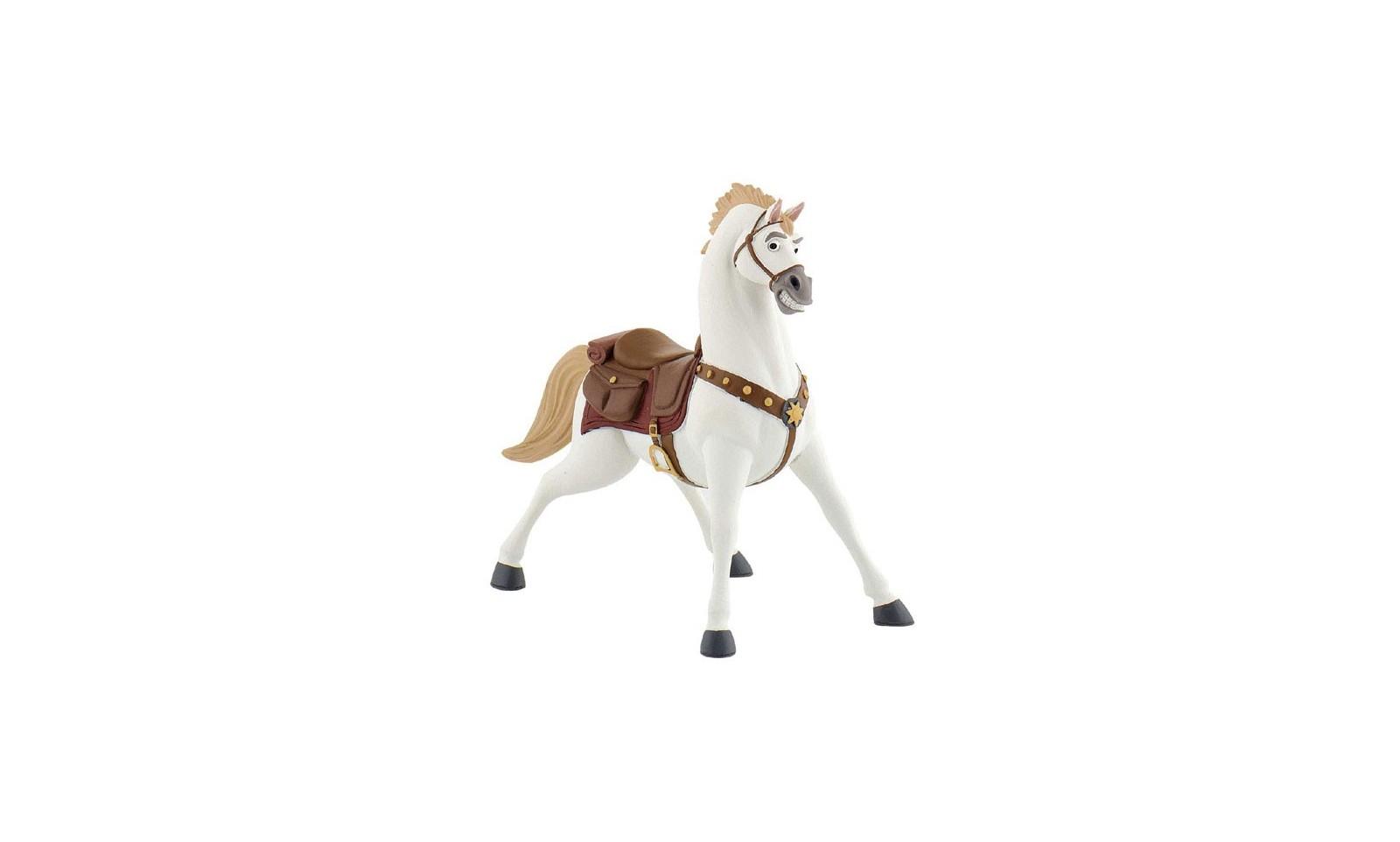 Raiponce figurine cheval maximus 10 cm film cin ma disney - Cheval raiponse ...