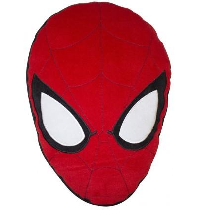 Spider-Man - Coussin The City - Tête Spider-Man - 27 x 40 cm