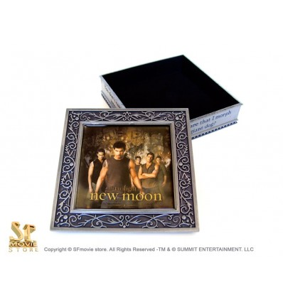 Twilight New Moon - Wolf Pack Jewelry Box