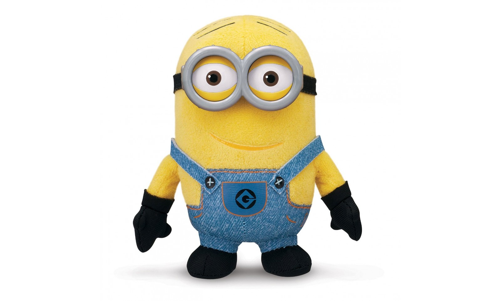 Moi moche et m chant peluche minion dave 15 cm film cin ma - Mechant minion ...