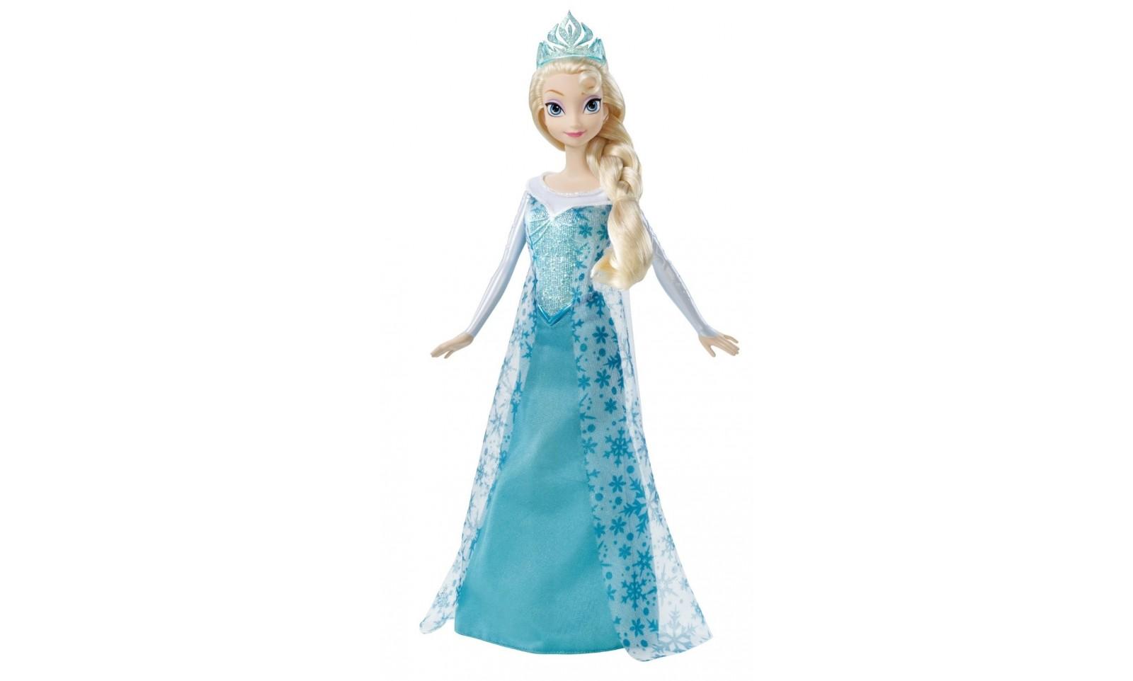 La reine des neiges poup e elsa 30 cm cin ma - Elsa la reine ...