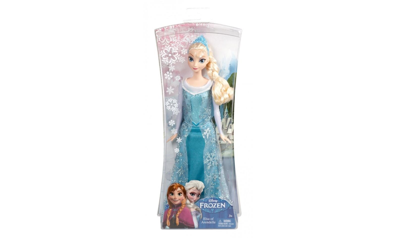 La reine des neiges poup e elsa 30 cm cin ma - Image la reine des neiges elsa ...