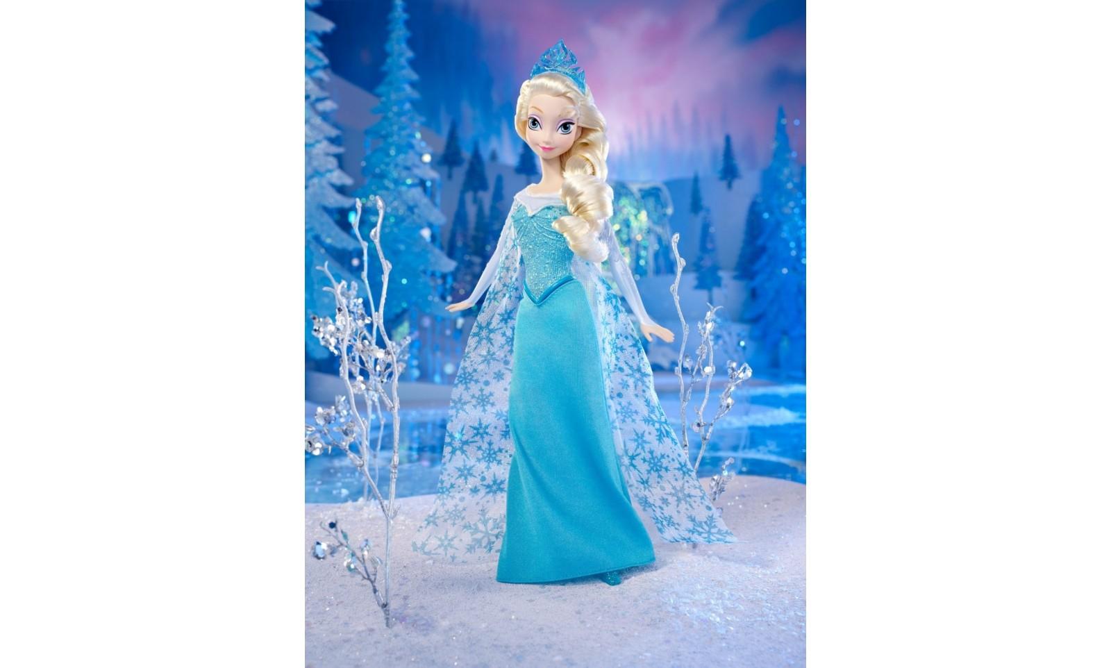 La reine des neiges poup e elsa 30 cm cin ma - La reine des neige elsa ...