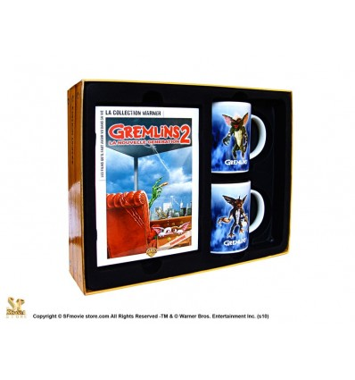 Gremlins 2 - Gift Set - 2 mugs and DVD