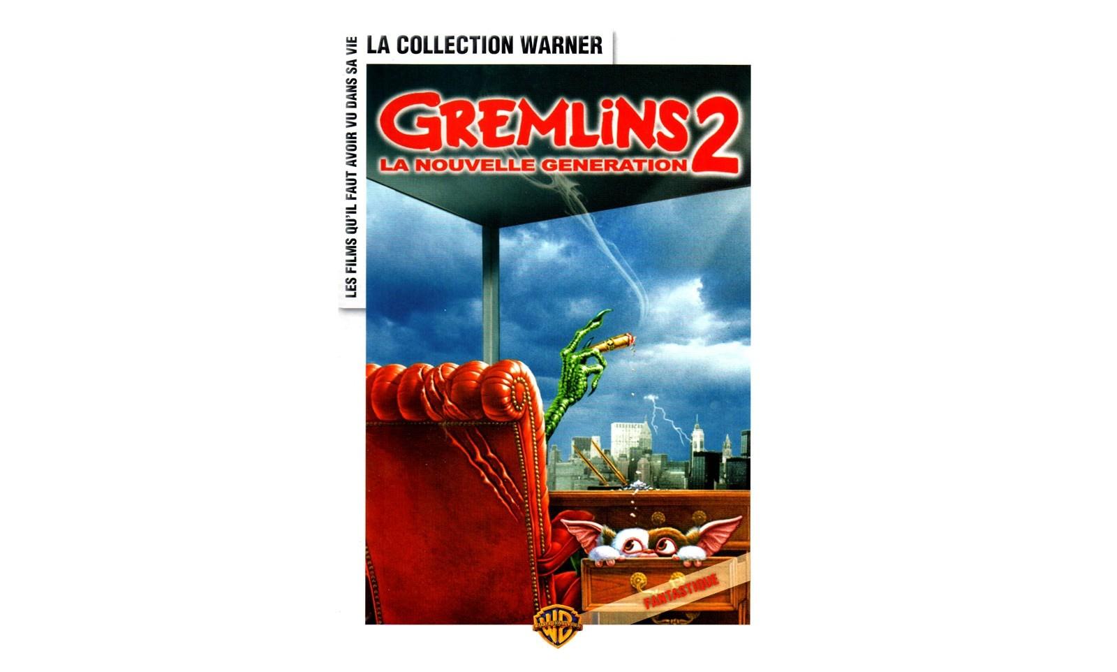 gremlins 2 coffret cadeau 2 mugs et dvd goodies film horreur collector cin ma. Black Bedroom Furniture Sets. Home Design Ideas