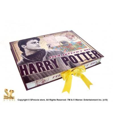Harry Potter - Boite d'artefacts Harry Potter