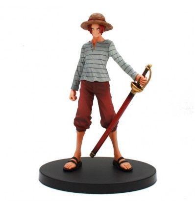 One Piece - Shanks Figure - The Grandline Men - Vol.0