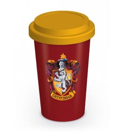 harry potter mug de voyage porcelaine cusson gryffondor goodies film cin ma. Black Bedroom Furniture Sets. Home Design Ideas