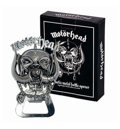 Motörhead - War Pig 3D Bottle Opener - 10 cm