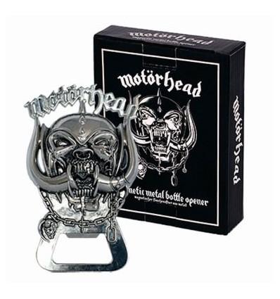 Motörhead - Décapsuleur War Pig 3D - 10 cm