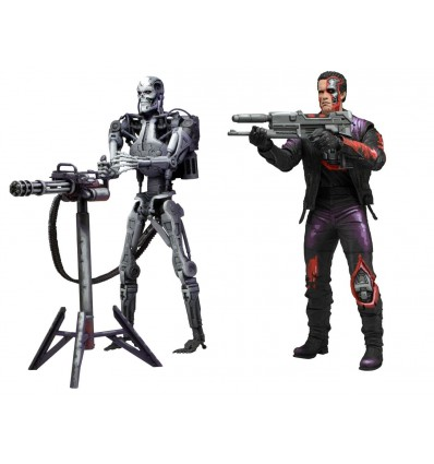 RoboCop vs. The Terminator - Terminator Series 1 Action Figures Assortment - 18 cm