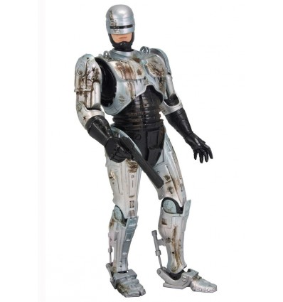 Robocop - Robocop Battle Damaged Action Figure - 18 cm