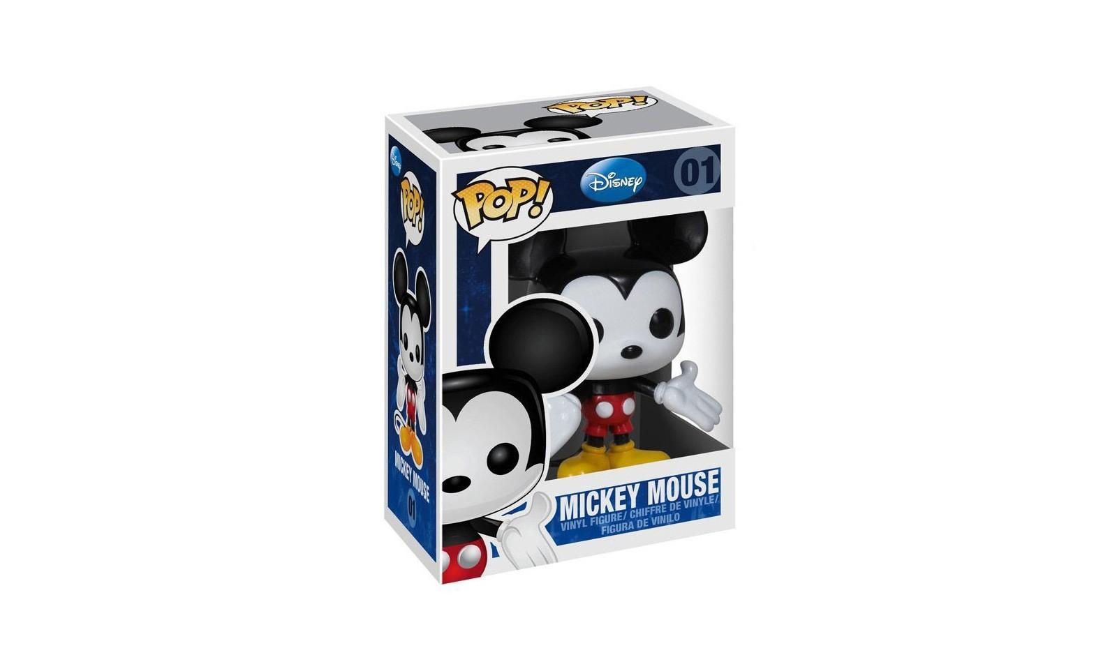 Disney Mickey Mouse Pop Figure 10 Cm Tv Series