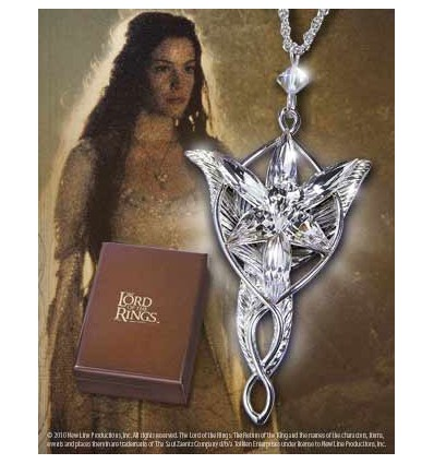 The Lord of the Rings - Arwen - Evenstar Pendant