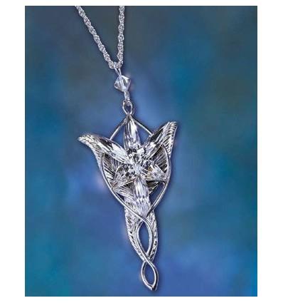 Le Seigneur des Anneaux , Réplique Pendentif Étoile du Soir Arwen